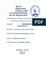 Año de La Diversificación Productiva y Del Fortalecimiento de La Educación