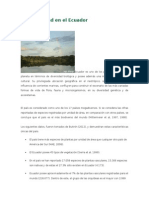Biodiversidad en El Ecuador Ecu