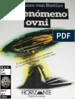 Bbltk-m.a.o. Lp-285 El fenómeno Ovni - Vicufo