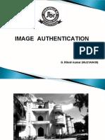 Image Authentication