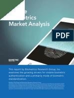 Mobile Biometrics Market Analysis