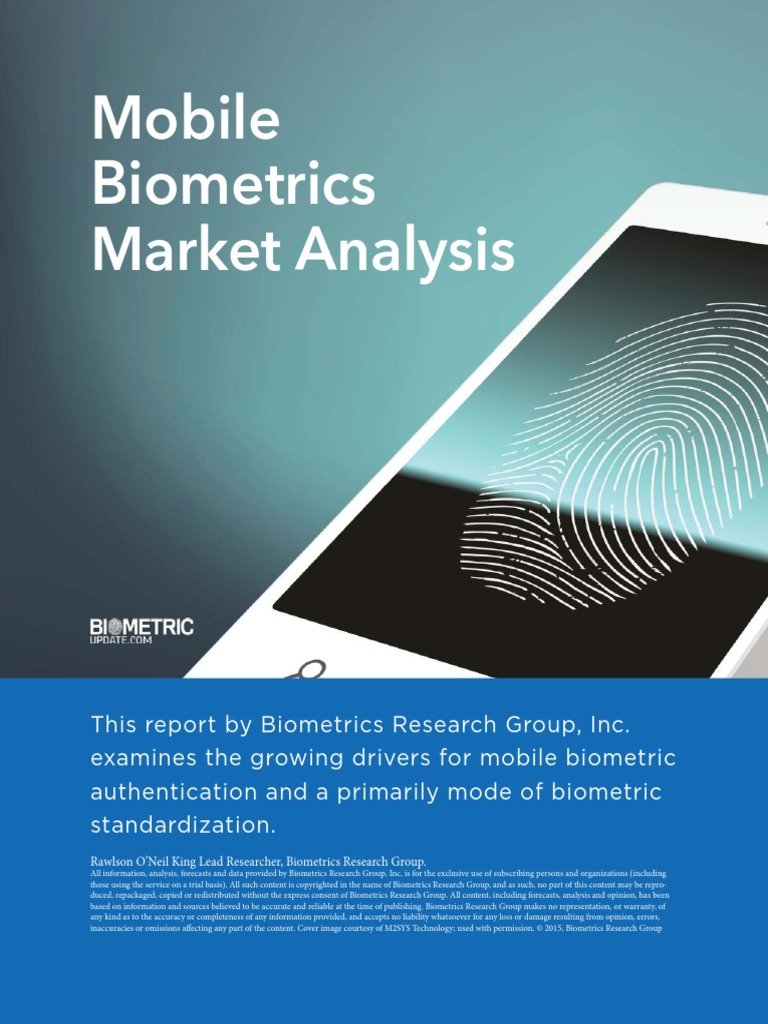 biometrics research papers