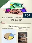 Procurement Introduction