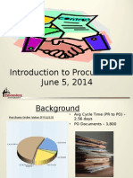 Procurement Introduction