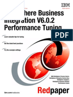 WebSphere Business Integration V6.0.2 Performance Tuning