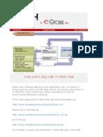 Newsletter XML CSV