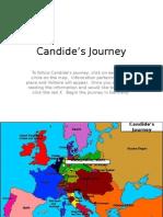 candides journey powerpoint