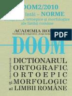 Doom-2 [Ed.2010] - Norme