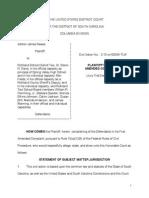 Deputy Ben Fields Lawsuit 1