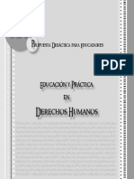 38-Educacion y Pr Ctica en Ddhh