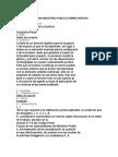 Doctrina Ministerio Público Sobre Invasión