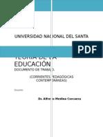 Módulo de Teoría de La Educación231015