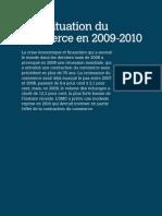 Repli Du Ommerce Mondia en 2009