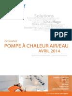 Catalogue Air Eau Avril 2014