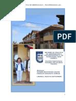 Informe Final Observación II Escuela Santa Bárbara, Linares, Chile