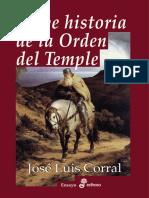 Corral Jose Luis - Breve Historia de La Orden Del Temple
