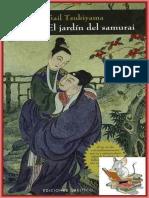 Tsukiyama Gail - El Jardin Del Samurai