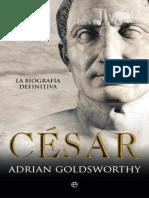Goldsworthy Adrian - Cesar