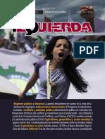 Revista Izquierda, Edición 58.