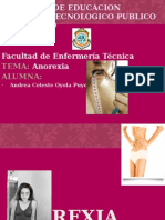 Anorexia Salud