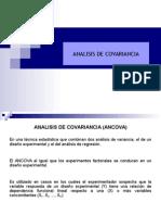 Analisis de Covariancia-2015