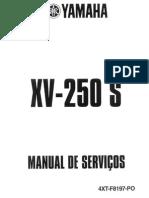 Manual de Servico Virago XV250