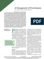 jurnal diagnosis dan penatalaksanaan preeklamsia