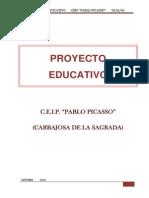 PROYECTO EDUCATIVO DE CENTRO (Curso 2015 - 2016)