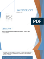 Investorsoft Group7 Final
