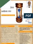 Rafael Igual's Visual CV