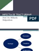 Infectia de Tract Urinar