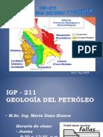Igp 211 Geologia Del Petroleo