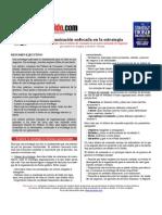 La Organizacin Enfocada en La Estrategia Kaplan Norton -Resumen