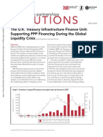 Supporting PPP Financing During the Global Crisis