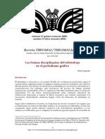 Lenguita Teletrabajo. Las Formas Disciplinarias Del Teletrabajo en El Periodismo Gráfico - Paula Lenguita-1