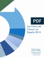 Las Cifras Del Cáncer 2014 - España