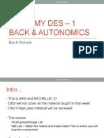 Bas & Michelle - Anatomy DES 1 - Back