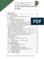 Instituto de Investigaciones Forenses Idif Bolivia