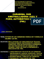 Clase Carabina M-38-44 Milicia