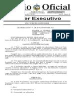 Lei Delegada 47 2015