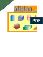 calculo de areas y Volumenes solidos