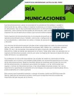 Ing Telecomunicaciones