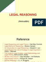 Logika Dalam Ilmu Hukum
