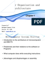 INTRODUCTION TO COMPUTER ORGANIZATION AND ARCHITECTURE