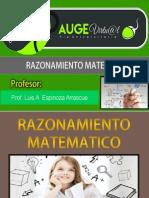 RAZONAMIENTO MATEMATICO (4)