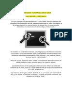 10 Comandos Para Trabajar en Linux_guillermo