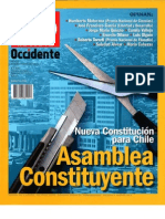 Revista Occidente enero febrero 2012