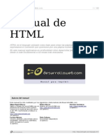 Manual Completo HTML Desarrolloweb Nov2014