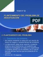 2.- Planteamiento Del Problemdfasdfasdfa sdfasfasa