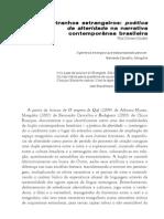 OLIVIERI-GODET, R. Estranhos Estrangeiros Poética Da Alteridade Na Narrativa Contemporânea Brasileira